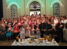 Mensagem Natalina da Comunidade Luterana no Bairro dos Pires - Limeira/SP