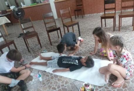 Nas férias com Jesus em Itapoá / Diário de Bordo