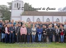 4º. Dia Paroquial de Casais - Paróquia Evangélica de Boa Vista