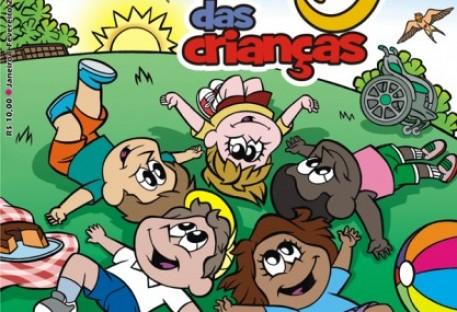 Chegou a nova edição da revista O Amigo das Crianças