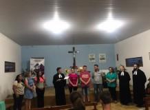 Culto de Transição do Ponto de pregação Miracema