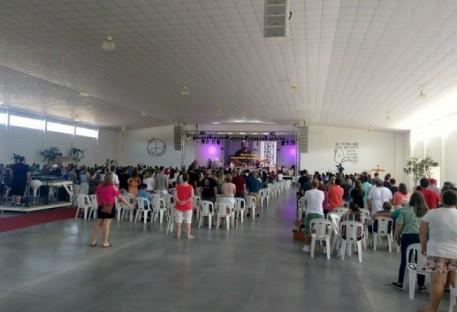 Sínodo Centro-Sul Catarinense em eventos nos dias do carnaval.