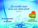 Jejum Diaconal 2020 é dedicado ao Campos Verdejantes