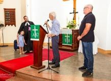 Chegada do novo pastor na Paróquia de Cachoeira do Sul/RS
