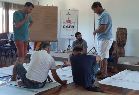 CAPA retoma atividades em 2020 com seminário de planejamento