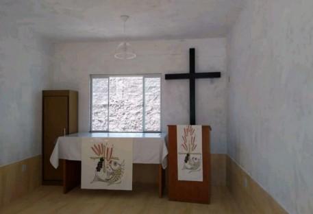 Inauguração Sala/Templo na Comunidade Rio das Ostras