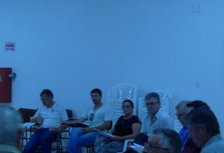 Formação de Presbíteros e Presbíteras 2020 - Sínodo Uruguai