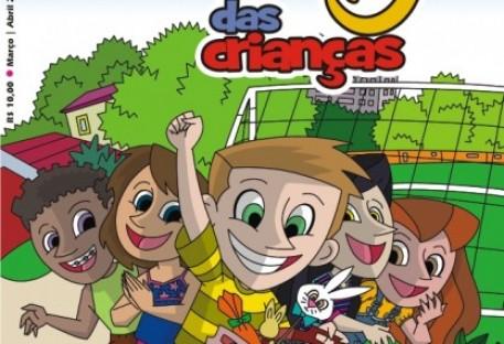 Que tal presentear as crianças na Páscoa com uma assinatura da revista O Amigo das Crianças?