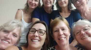 Inger Oybeck visita Blumenau e se reúne com conselho do Missão Criança