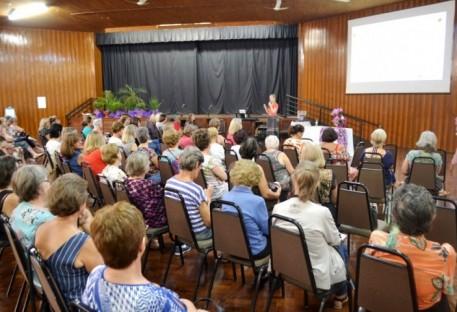 Comunidade Evangélica de Lajeado realiza 7º Encontro de Mulheres
