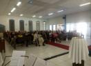 Culto de Ação de Graças e Churrascada na Comunidade Evangélica de Confissão Luterana Vila Nova