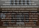 Comunicado da Comunidade Santíssima Trindade de Maringá/PR