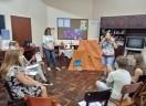 Culto Infantil na Comunidade Martim Lutero - Cachoeira do Sul/RS