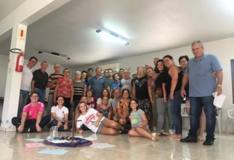 Formação de Lideranças da Paróquia Evangélica Apóstolo João,  Jaraguá do Sul