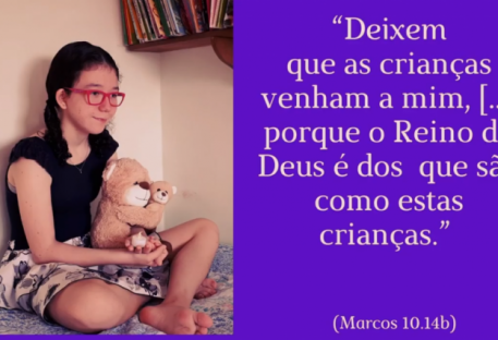 Coronavírus - Oração para as crianças - Comunidade São Lucas - Porto Alegre/RS