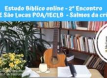 Estudo Bíblico on-line - 2º Encontro Salmos da criação