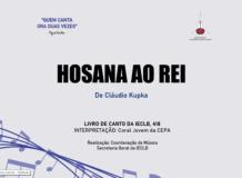 Hosana ao Rei - Cláudio Kupka