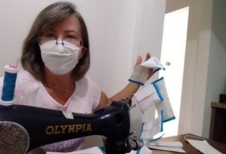 Mãos que auxiliam!  - OASE da Paróquia Evangélica de Monte Alverne - Santa Cruz do Sul/RS
