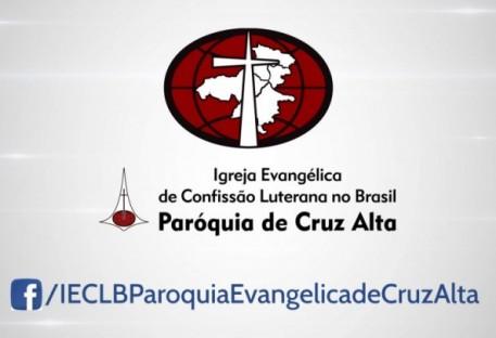Domingo de Ramos é celebrado em videos para a Paróquia de Cruz Alta