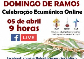 Celebração Ecumênica de Ramos - Online