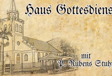 Haus Gottesdienst - Pomerano