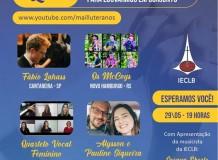 [Live] Músicas IECLB para louvarmos em conjunto