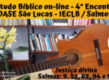 Estudo Bíblico on-line - 4º Encontro: A Justiça Divina