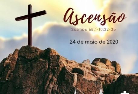 Culto Dominical - 24/05/2020 - Paróquia em Guarulhos/SP - Sínodo Sudeste