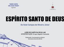 Espírito Santo de Deus - Oziel Campos de Oliveira Jr