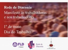 Manifesto às trabalhadoras e aos trabalhadores - 1º de maio, dia do trabalho