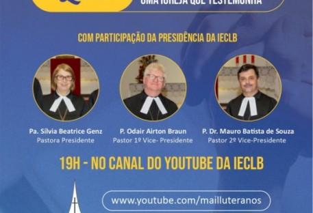 [Live] Somos IECLB: Uma Igreja que Testemunha