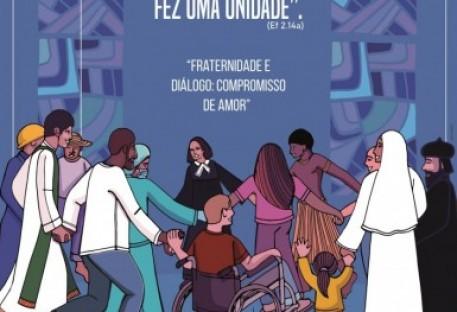 Escolhido o cartaz da Campanha da Fraternidade Ecumênica 2021
