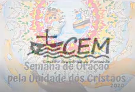 Encerramento da Semana de Oração pela Unidade Cristã 2020 - São Luís/MA