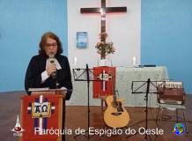 Culto pelos 48 anos do Primeiro Culto Celebrado em Espigão do Oeste/RO