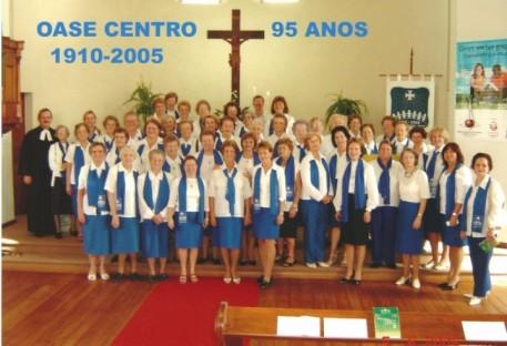 110 anos da OASE Centro de Santa Cruz do Sul/RS