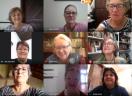 Reunião Virtual da OASE Nacional, PGR/Faculdades EST e Coordenação de Gênero, Gerações e Etnias da IECLB
