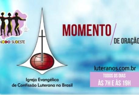 Oração da Manhã, CELVA, Valinhos/SP - 17/06/2020