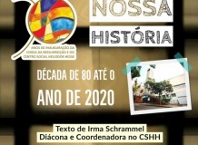 A História do Centro Social Heliodor Hesse - de 1980 a 2020