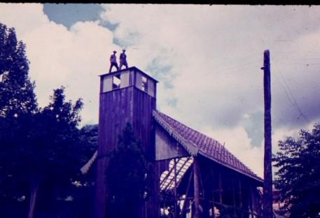 IECLB em Erval Seco - 50 anos de História do Templo