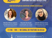 [Live] Somos IECLB: Uma Igreja comprometida com a justiça e a paz