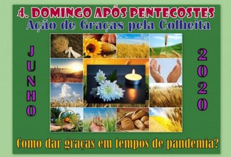 4º Domingo após Pentecostes - Redentora/RS