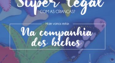Na companhia dos bichos - Revista O Amigo das Crianças