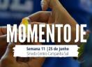 Momento JE/11 - Momento de Oração da Juventude Evangélica (JE)