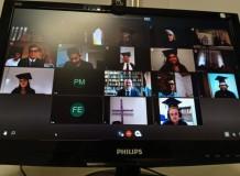 Faculdades EST realiza Colação de Grau do Bacharelado em Teologia de forma online pela primeira vez na sua história