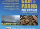 Campanha pelas vítimas do ciclone e das enchentes