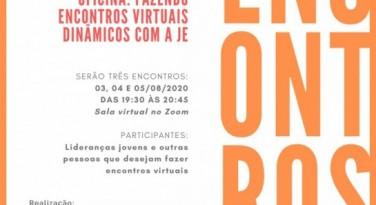 Fazendo encontros virtuais dinâmicos com a Juventude Evangélica