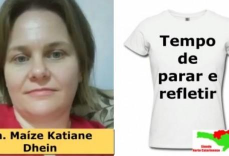 "Ministras perguntam: qual ""camisa"" vestimos?"