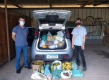 Ação de Graças na Paróquia dos Migrantes em Cacoal/RO