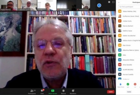 Sínodo Vale do Itajaí realiza Assembleia Sinodal Virtual