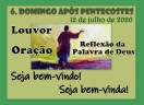 6º Domingo após Pentecostes - Rodeio Bonito/RS